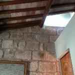 il tetto della suite