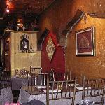 Interior view of a restaurant #2