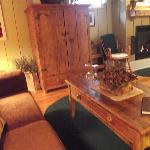 Room #1844 Sitting Area