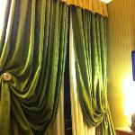 tendaggi della stanza