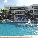 Photo de Flamingo Cancun Resort