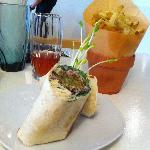 Falafel Wrap - Lunch