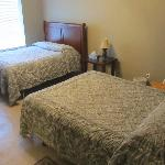 2 Queen Beds at Penthouse