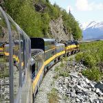 Alaska Railroad to Seward