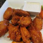 Hot wings! Get these!