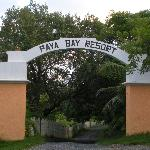 Paya Bay Entrance
