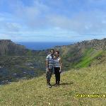 Volcan Rano Kau