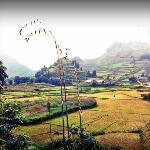 Bac Ha countryside.  (Nov 2012)