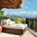 Pangulasian Island's Canopy Villa