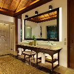 Bathroom of Pangulasian's Villa