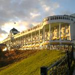 The Grand Hotel at day