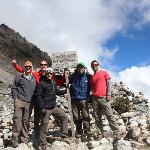 Salkantay trail to Machu Pichu May 2012