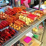 Thai Street food gnam gnam