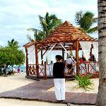 Wedding Gazebo on the beach
