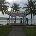 Grounds near the beach ideal for weddings