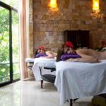 Sana Spa, with views to the Manuel Antonio National Park