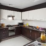 Ascott Doha Kitchen
