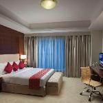 Ascott Doha Master Bedroom