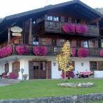 Alpenchalet Reit im Winkl im Sommer