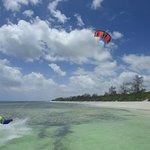 Kitesurfing with Tribe Watersports in Watamu