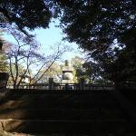 Hideyoshi Toyotomi's grave