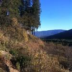 on the way to the Dzong