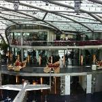Restaurant Ikarus im Hangar 7