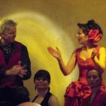 Flamenco Performance at La Bodega