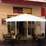 Wok Inn - indoor or oudoor