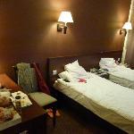 Kormoran Mierki Hotel