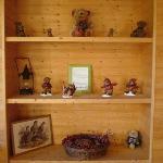 l'étagère des marmottes