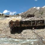 La route des mines SILVERTON