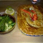 Stargazy Fish Pie