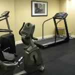 Fitness room - very POOR equipment!