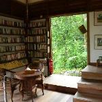 library pavilllion