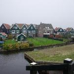 Town at Marken