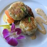 Mahi Mah's famous crabcakes