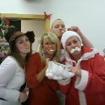 Bonkerz Staff getting into the spirit!