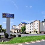 Welcome to the Best Western PLUS Waynesboro!