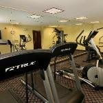 Fitness Center at Hotel