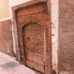 walk to/from the riad