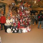 Christmas Village Shop