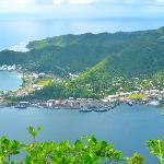 View of Pago Pago