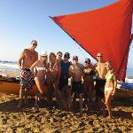 Hawaiian Sailing Canoe Adventures