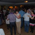 set dancers at the Friday night Ceili
