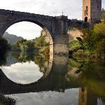 Alcantara Bridge Foto