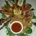 Try our gourmet appetizers
