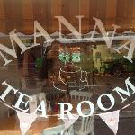 Gorgeous little tea room