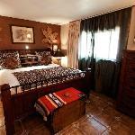 Casita #9 - Bedroom