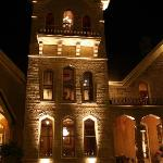 Le Chateau, night view